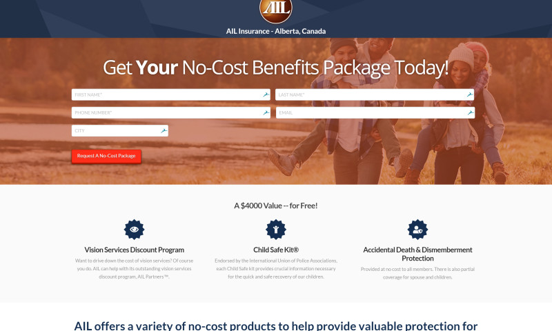 Welby Consulting - AIL - No Cost Benefits