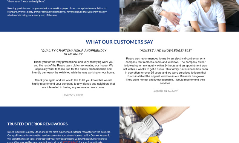 Welby Consulting - Rusco Industries Calgary Ltd.