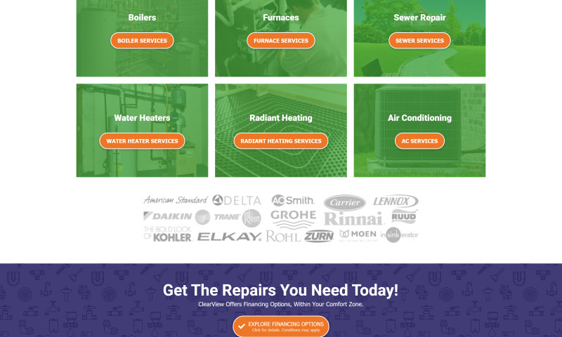 Welby Consulting - ClearView Plumbing and Heating
