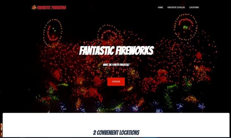 PatzNet - Fantastic Fireworks