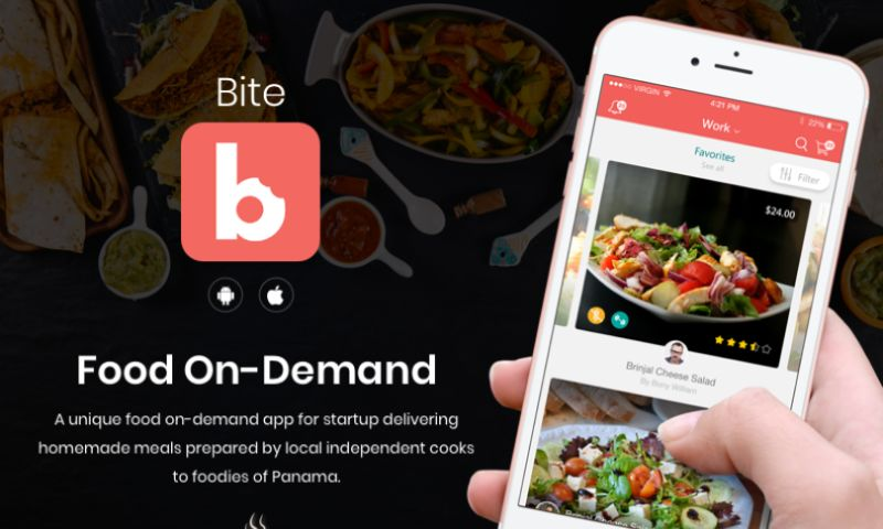 Intuz - Online Homemade Food Ordering Solutions connecting Foodies with Chef
