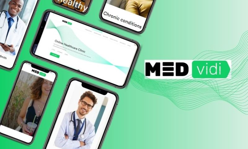 Smart IT - Telemedicine Platform Development for MEDvidi