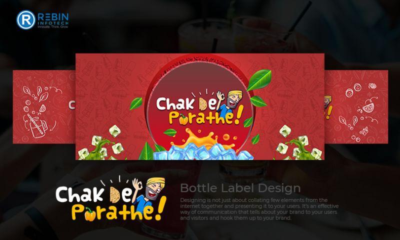 Rebin Infotech - Chak De Parathe
