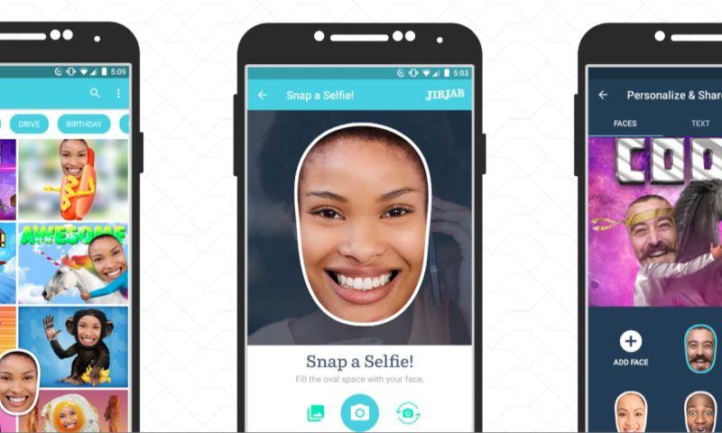 ITRex Group - JibJab messaging app