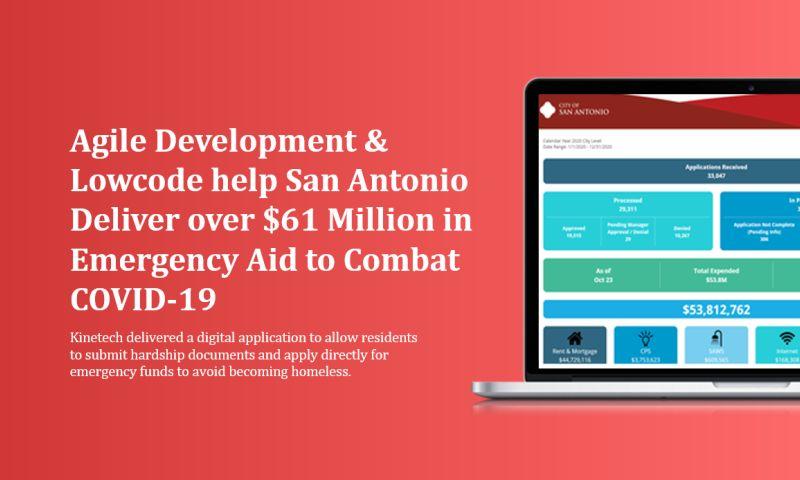 Kinetech Cloud - San Antonio - GovTech Cloud