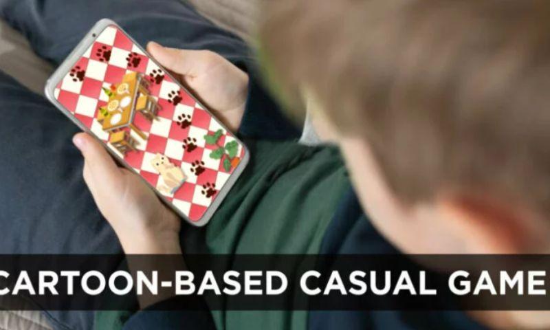 VironIT - Cartoon-Based Casual Game