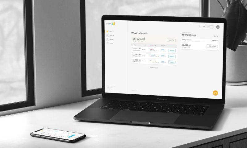 Code & Pepper - Invoice Insurance Platform Development