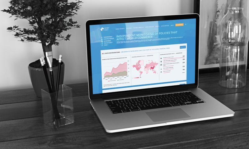 Code & Pepper - Data Monitoring and Analytics Web Platform