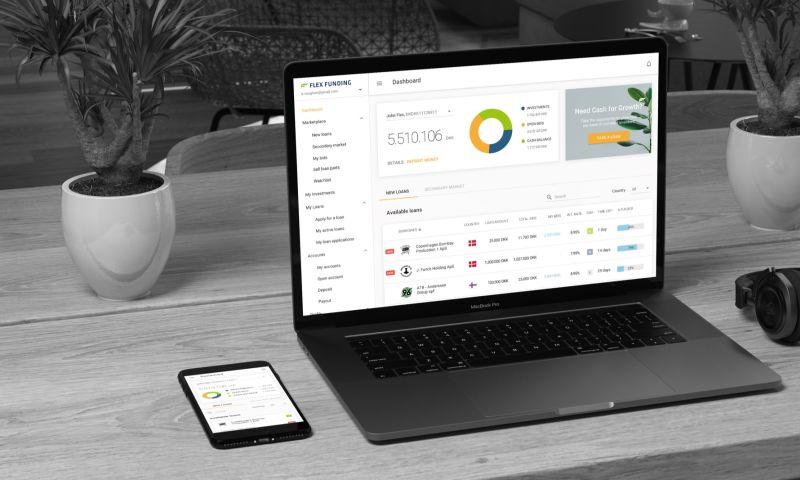 Code & Pepper - Lending Platform Development and Design