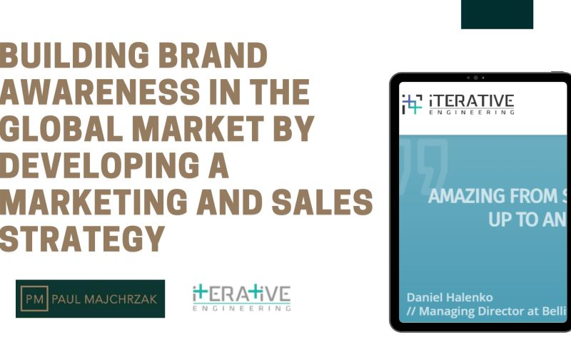 Paul Majchrzak Consulting - Building brand awareness in the global market