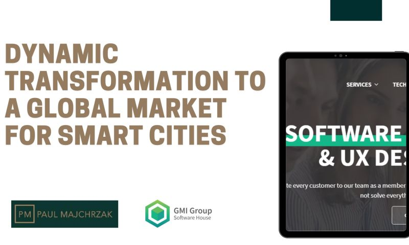 Paul Majchrzak Consulting - Dynamic transformation to a global smart city market