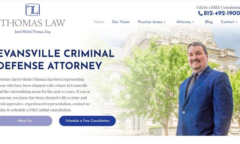 Forward Lawyer Marketing - Thomas Law