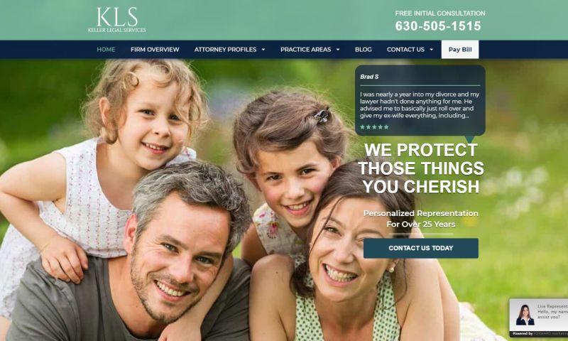 Forward Lawyer Marketing - Keller Legal Services