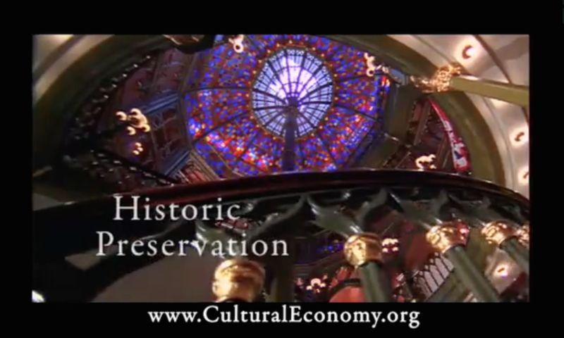 Mary Negrotto Media - Louisiana Cultural Economy Foundation PSA
