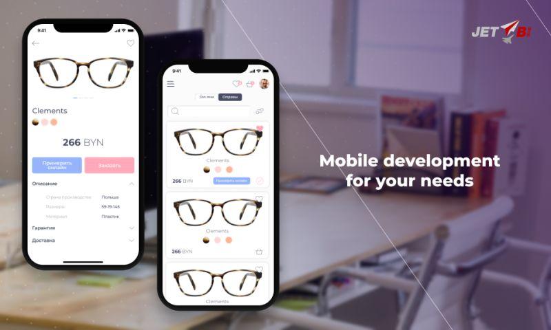 JET BI - Mobile Development