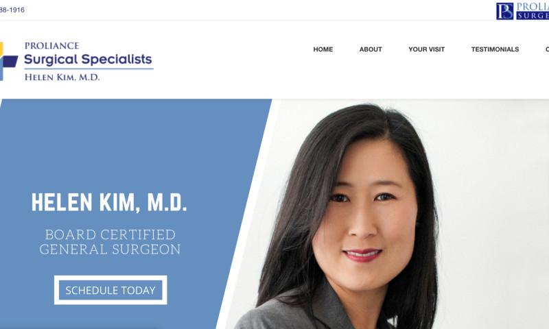 Hillclimb Design, LLC - Helen Kim, M.D.
