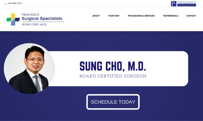 Hillclimb Design, LLC - Sung Cho, M.D.