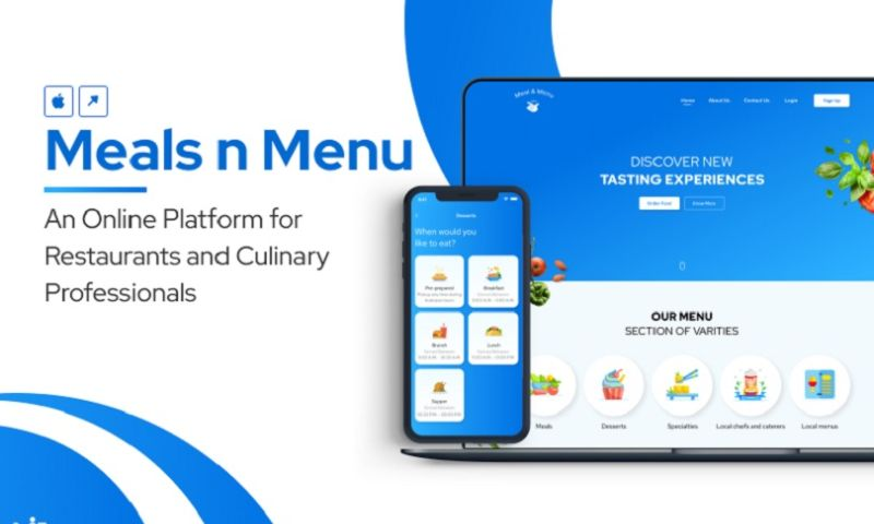 KONSTANT INFOSOLUTIONS - Platform for Restaurants and Culinary Professionals
