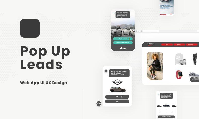 Visual Side - Pop up widgets