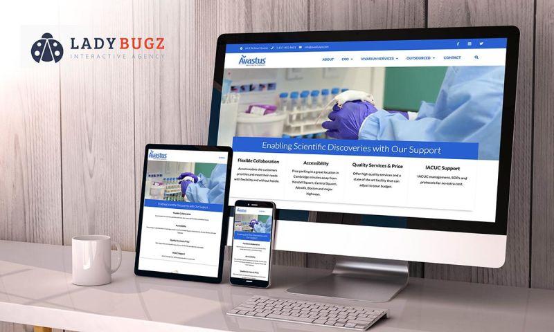 Ladybugz Interactive - Avastus Preclinical Services