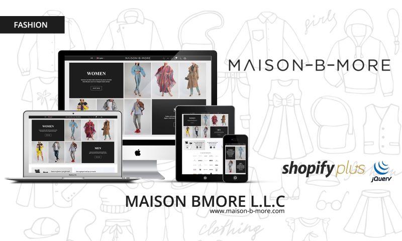 Pro Web - Maison-B-More