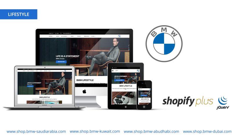 Pro Web - BMW