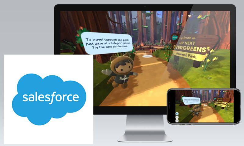Groove Jones - Salesforce Up Next Ecommerce