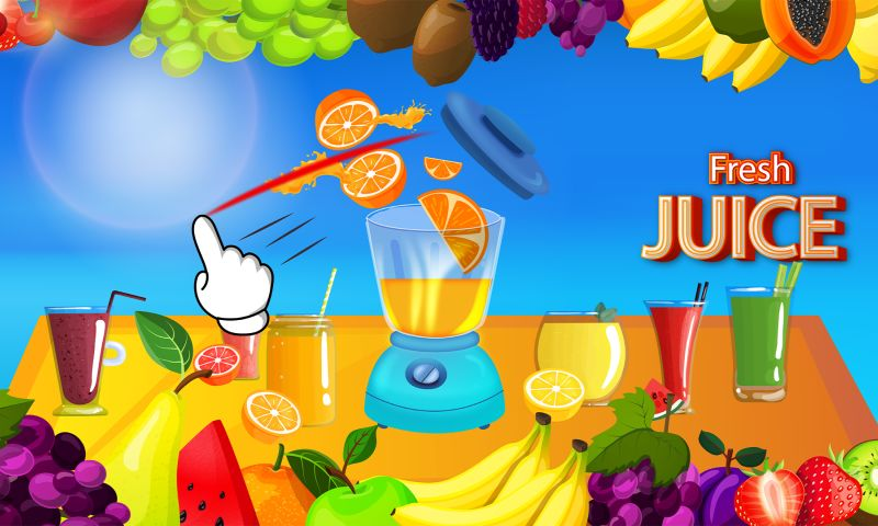 Futurealiti - Fruit Slicer Ninja: Splash Blender Fruit Simulator