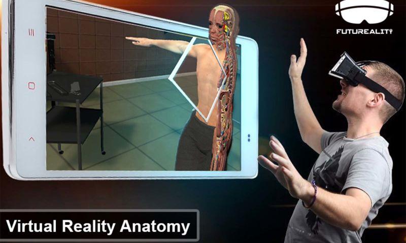 Futurealiti - Atlas Human Anatomy