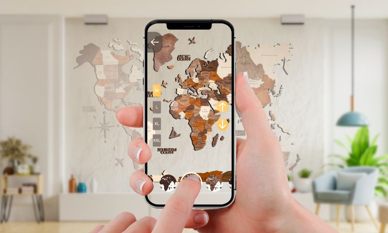 Live Animations - AR Maps for Enjoy The Wood
