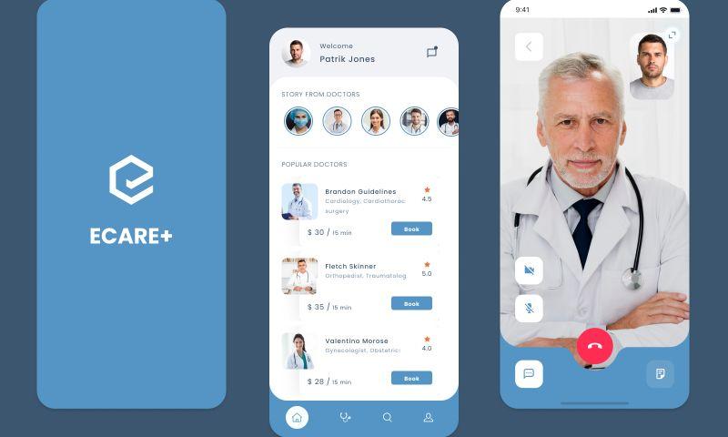 Surgyy Design Labs Pvt. Ltd. - Video Health consultation App