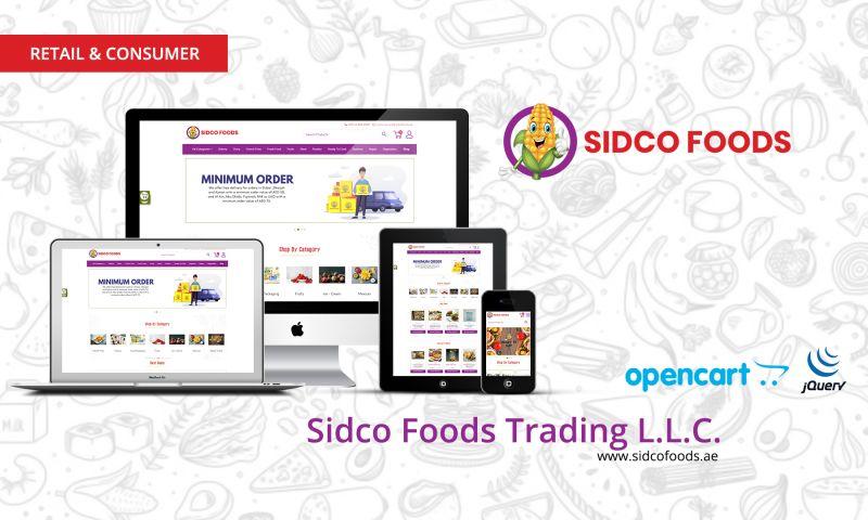 Pro Web - Sidco
