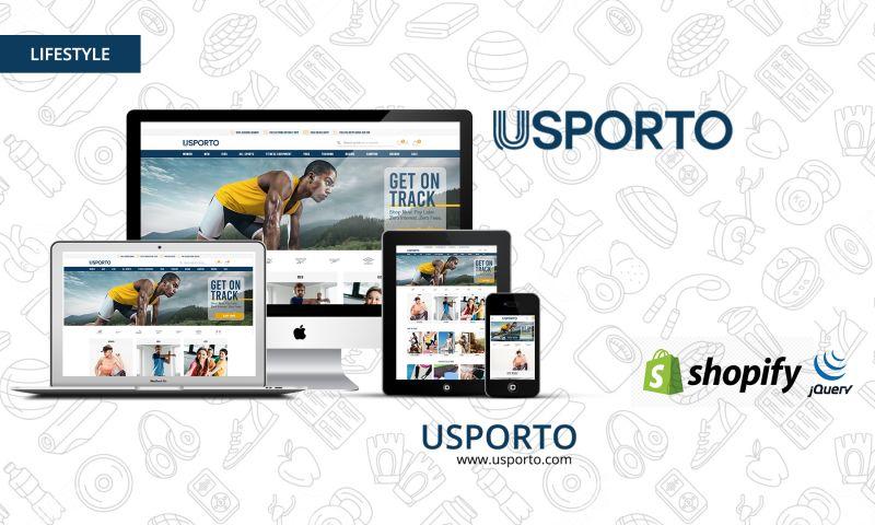 Pro Web - USPORTO