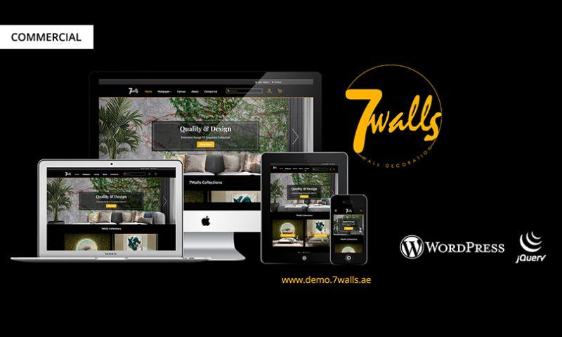 Pro Web - 7walls