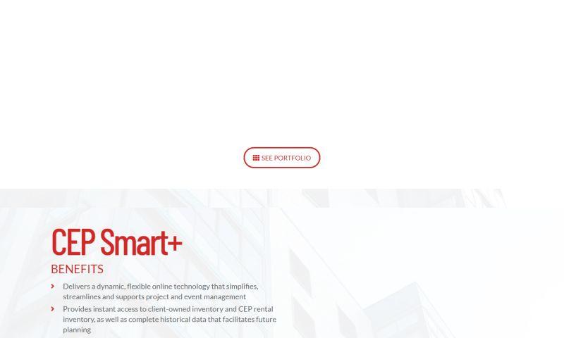 Buscemi IT Solutions - CEP Website