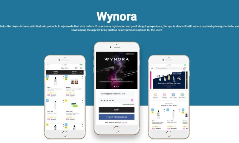 Sparx IT Solutions - Wynora: Mobile App Development