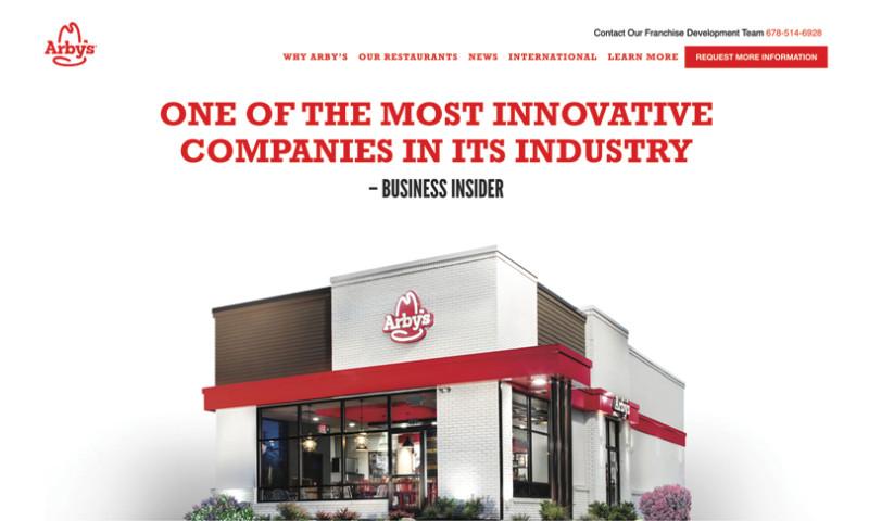 The Creative Momentum, LLC - Arby's Franchising