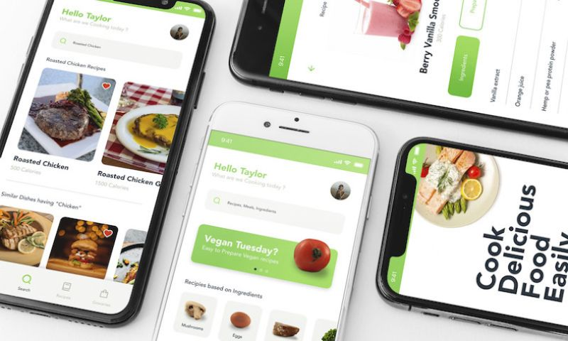 Naskay Technologies Private Limited - Meal App
