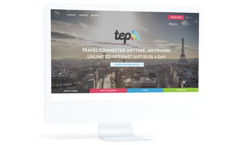 Imaginary Cloud - TEP (current TravelWifi)