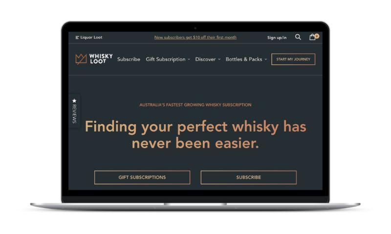 Swanky - WhiskyLoot