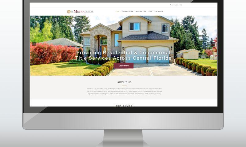 South Street & Co. - Website Designs