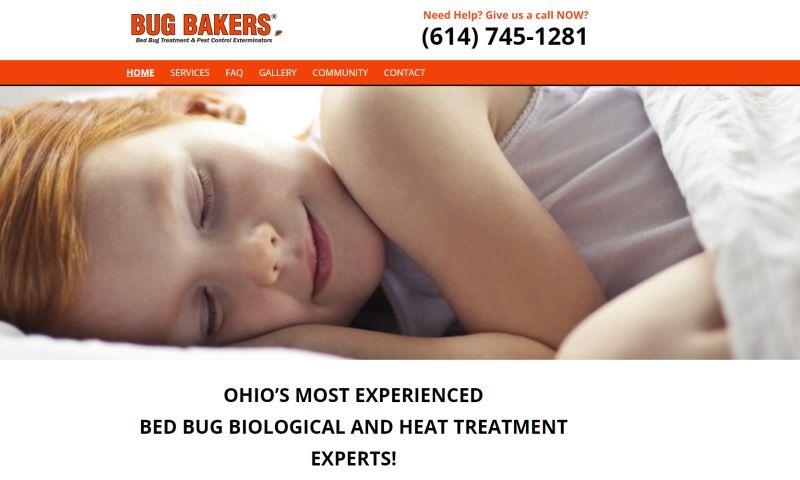 Kow Abundant - Bug Bakers Website