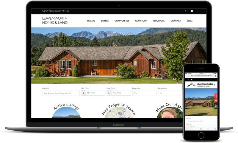 Howle Creative - IDX MLS Website Design