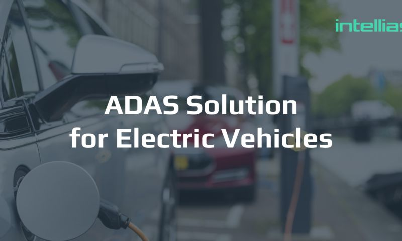 Intellias - How we helped our client develop an electric vehicle prototypes equipped with advanced driver assistance systems