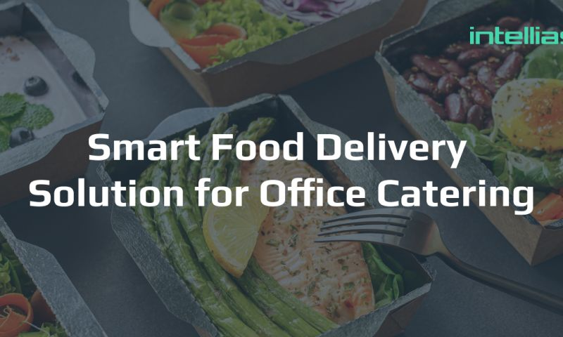 Intellias - Smart Food Delivery Solution for Office Catering