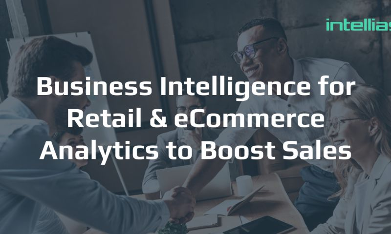 Intellias - How we built BI software for advanced forecasting in retail