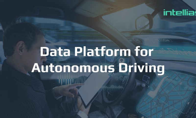 Intellias - How we built a cloud-based platform based on shared real-time sensor data