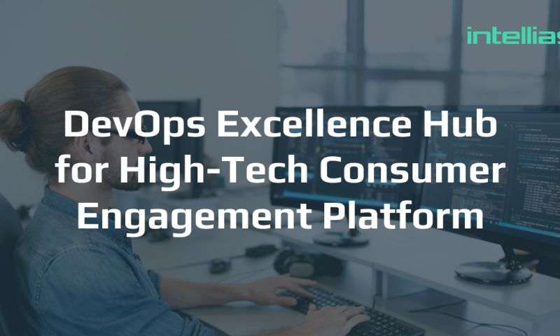 Intellias - How we built DevOps Excellence Hub for the world's top retailer