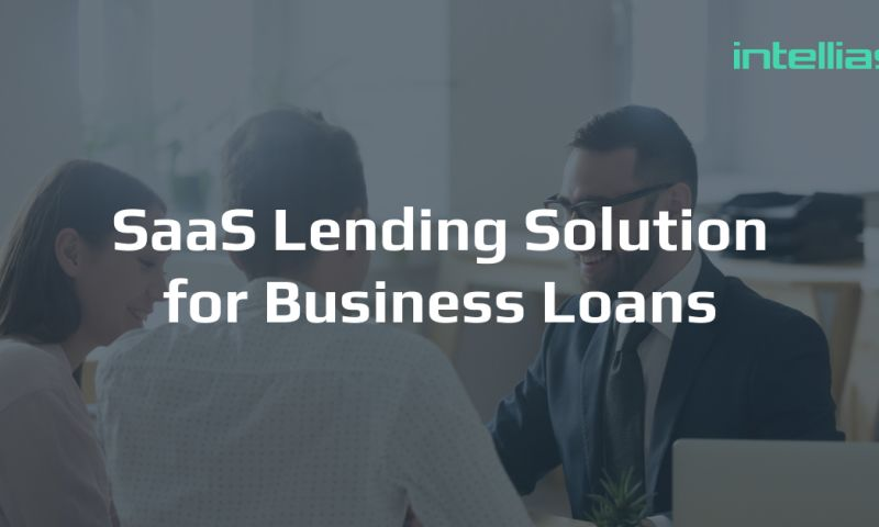Intellias - How we developed a SaaS lending solution