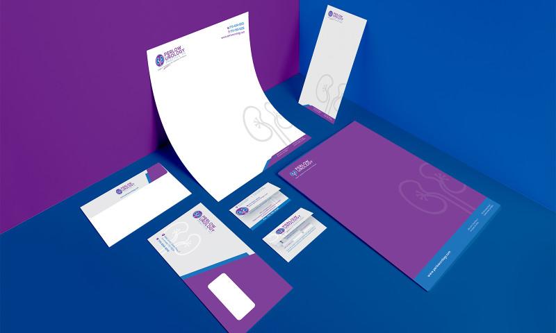 Intrepy Healthcare Marketing - Graphic Design - Urology Practice
